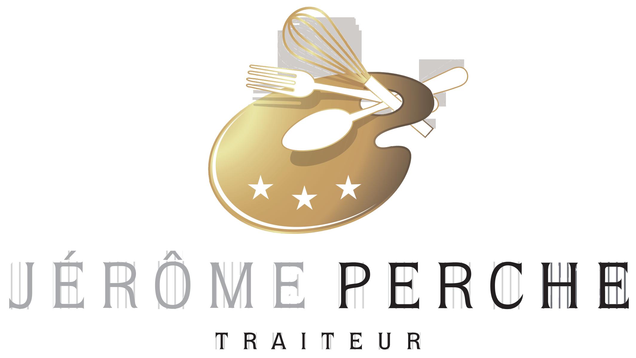 logo du traiteur d'exception Jérôme Perche dans le var