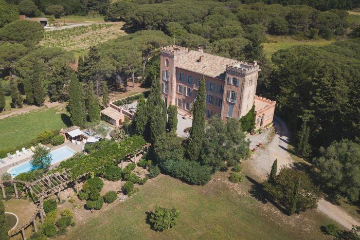 domaine pour lieux de réception mariage chateau de Vaucouleurs
