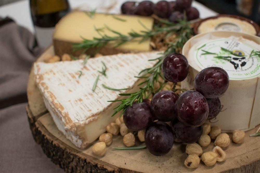 fromages de producteurs locaux