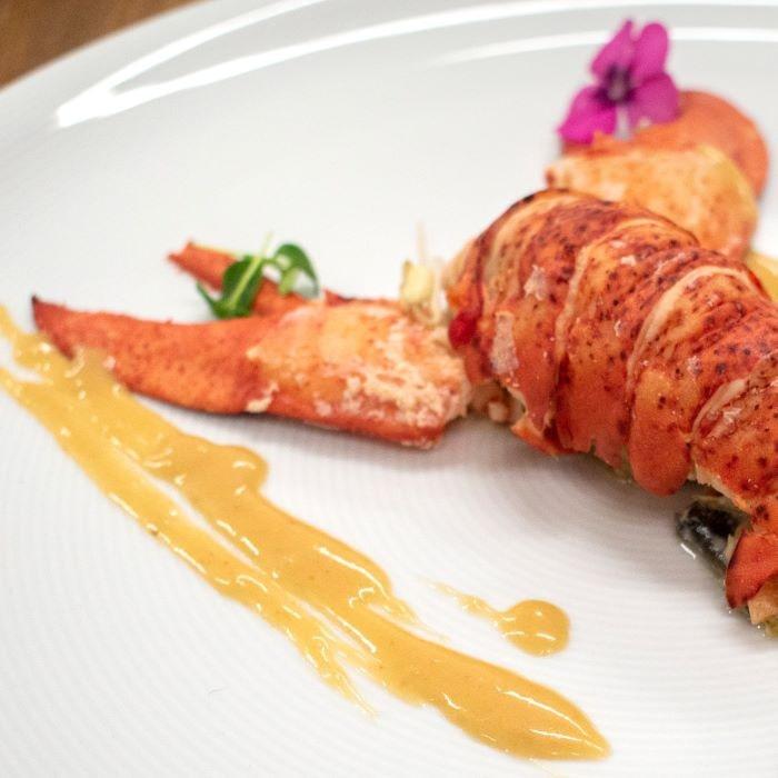 homard entier