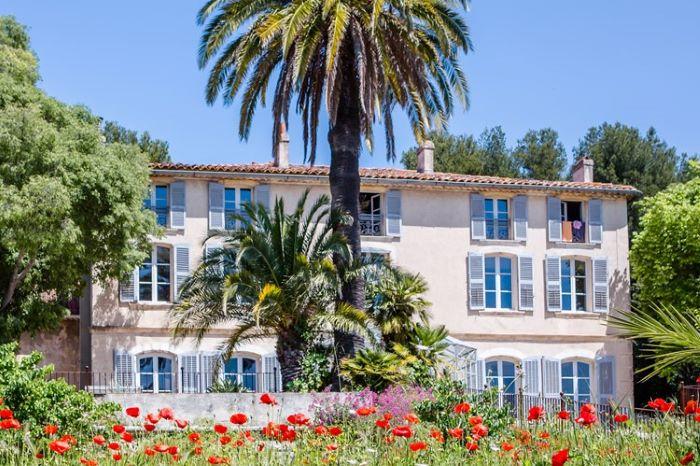 domaine pour lieux de réception mariage Villa Brignac