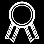 dessin icone certificat de qualité